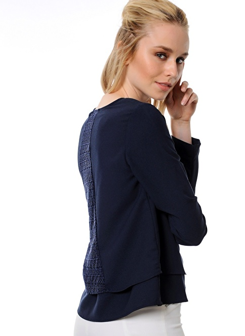 Vero Moda Uzun Kollu Bluz Renkli